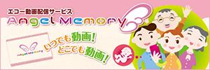 エコー動画配信サービス AngelMemory いつでも動画!どこでも動画!